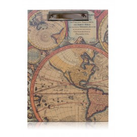 Klemmbrett Mappa Mondo, A4