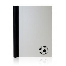 Klemmbinder Fussball S-W, A4
