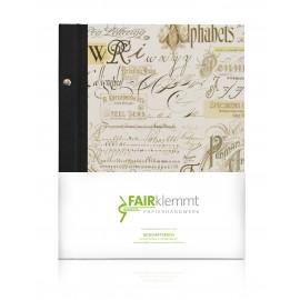 Geschäftsbuch Lettering, A5