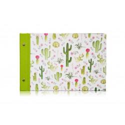 Fotoalbum Kaktus, A4 quer