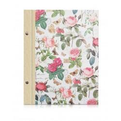 Skizzenbuch Vintage Roses, A4