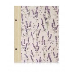 Skizzenbuch Lavendel, A4