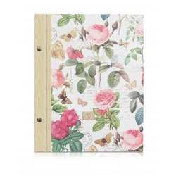 Skizzenbuch Vintage Roses, A5