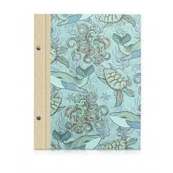 Skizzenbuch Sea World, A5