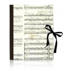 Zeichenmappe Alte Musik, A4