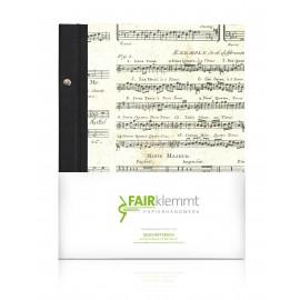 Geschäftsbuch Alte Musik, A5