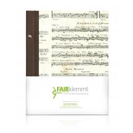 Geschäftsbuch Alte Musik, A4