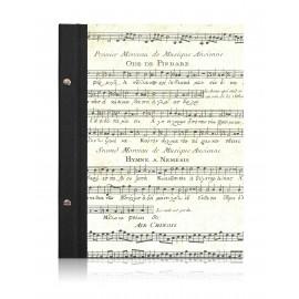 Skizzenbuch Alte Musik, A5
